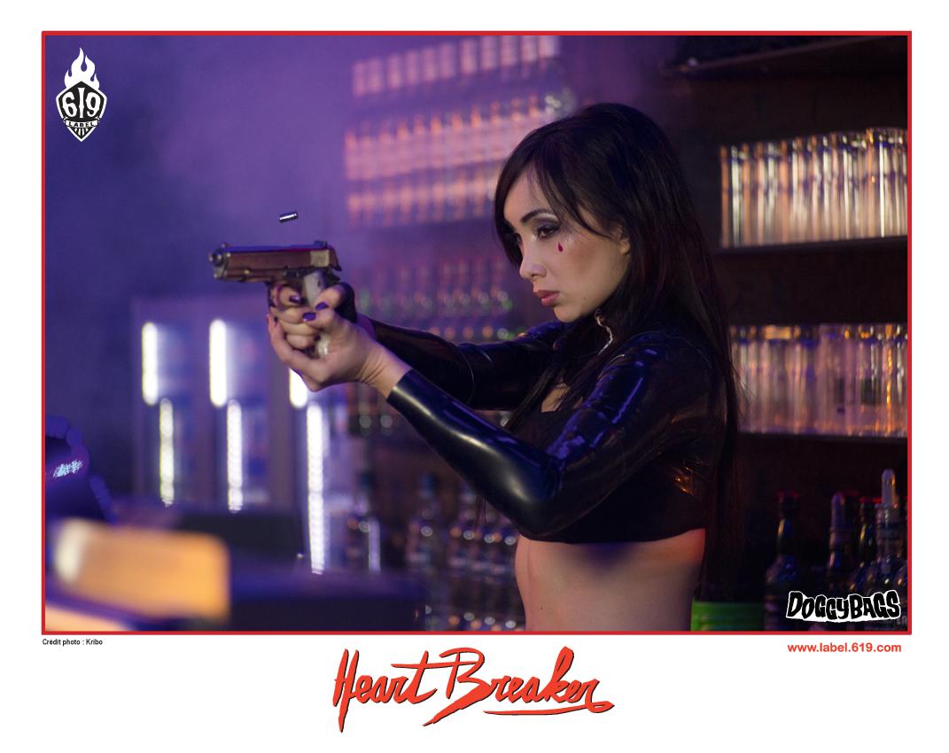 Future Of News >> Heartbreaker   Céline Tran - Actress